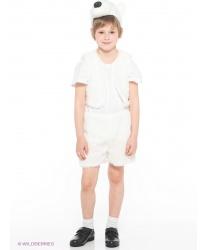 """Детский костюм """"Белый Медведь"""""""
