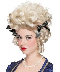 Женский исторический парик с бантиками