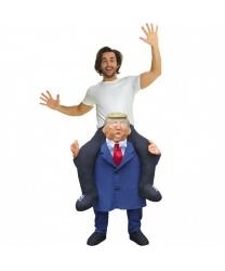 """Костюм-наездник """"Верхом на Трампе"""""""