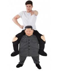 """Костюм-наездник """"Верхом на Ким Чен Ыне"""""""