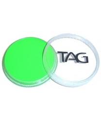 Аквагрим TAG неоновый зеленый 32 гр