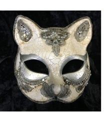 """Венецианская маска """"Кот"""""""