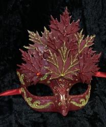 """Карнавальная маска """"Осень"""""""