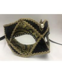Мужская венецианская маска