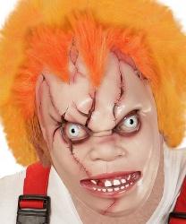 """Маска на Хэллоуин """"Кукла-убийца"""""""