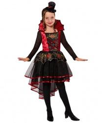 Детский костюм вампирши