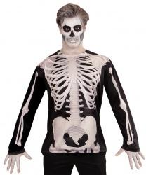 """Лонгслив """"Скелет"""""""