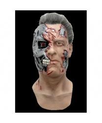"""Латексная маска """"Терминатор Т-800"""""""