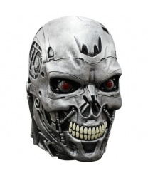 """Латексная маска """"Терминатор"""""""