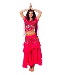 Взрослый костюм восточной танцовщицы