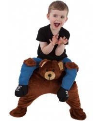 """Детский костюм-наездник """"Верхом на медвежонке"""""""