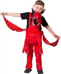 """Детский костюм """"Верхом на драконе"""""""