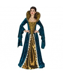 Платье средневековой королевы