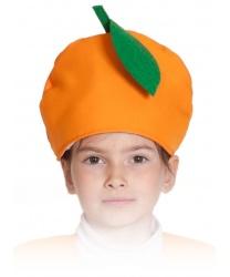 Шапка апельсина