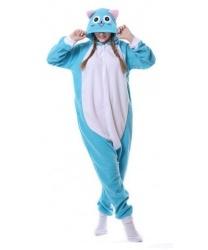 Кигуруми голубой кот