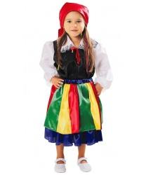 Польский национальный костюм для девочки