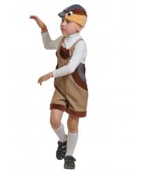 """Детский костюм """"Воробей"""", ткань-плюш"""