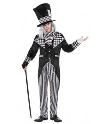 Черно-белый костюм Безумного Шляпника