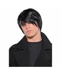 Мужской парик в стиле поп-панк