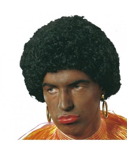Парик африканца: черный (Германия)
