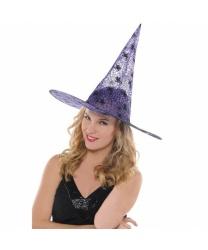 Фиолетовый колпак ведьмы
