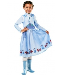 Детское платье Анны