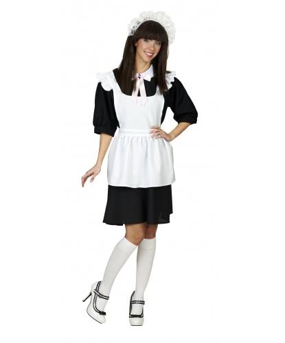 Униформа горничной: платье, фартук (Германия)
