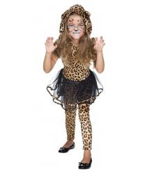 """Костюм """"Леопард"""" для девочки"""