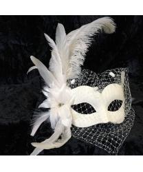 Венецианская маска Veletta bouquet
