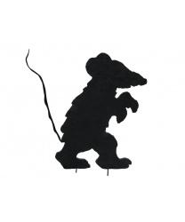 """Декорация на Хэллоуин """"Крадущаяся крыса"""""""