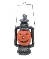 Тыква-фонарь на Хэллоуин
