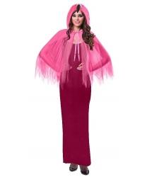 """Розовая накидка """"Фламинго"""""""