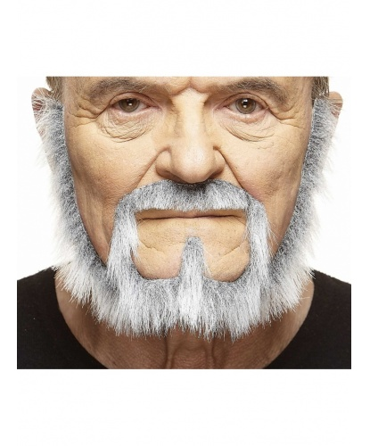 Седая борода с усами (Литва)
