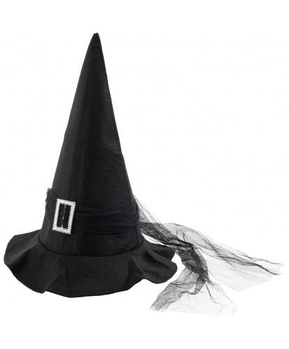 Колпак ведьмы с серебряной пряжкой, детский (Германия)