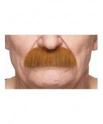 Усы морж светло-коричневые