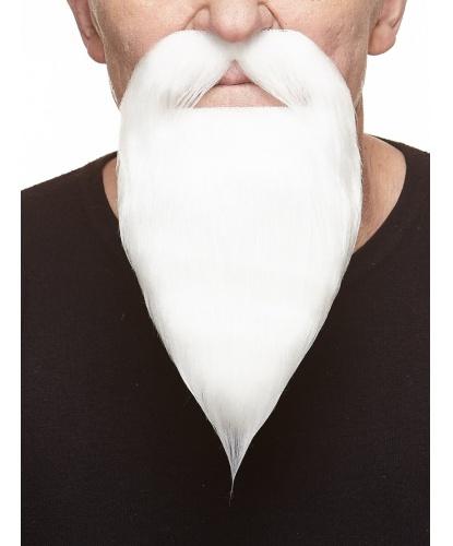 Белая борода с усами (Литва)