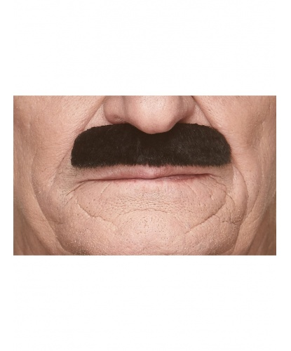 Прямые черные усы (Литва)