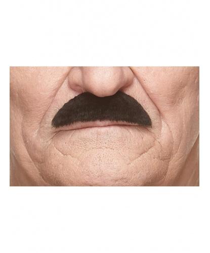 Усы шеврон черные (Литва)