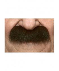 Усы тёмно-коричневые