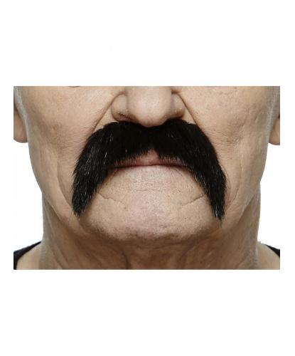 Усы черные, стиль Подкова (Литва)