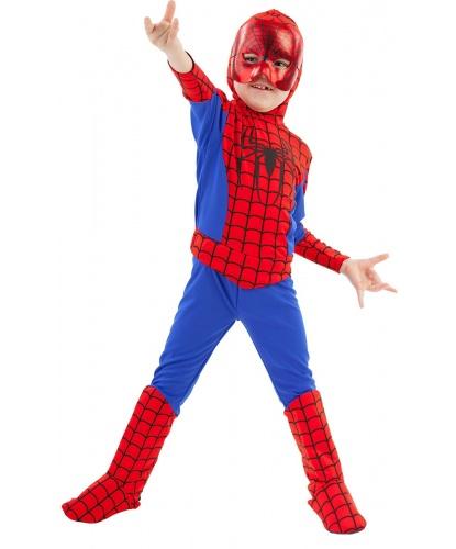 Детский костюм Паук: брюки, рубашка, маска (Россия)