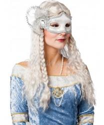 Серебряная маска