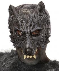 Полумаска волка