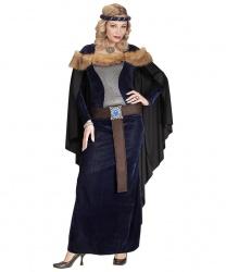Костюм средневековой дамы