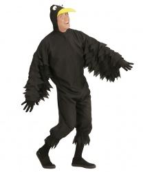 Костюм черного ворона