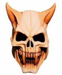 Череп дьявола, латекс (Германия)