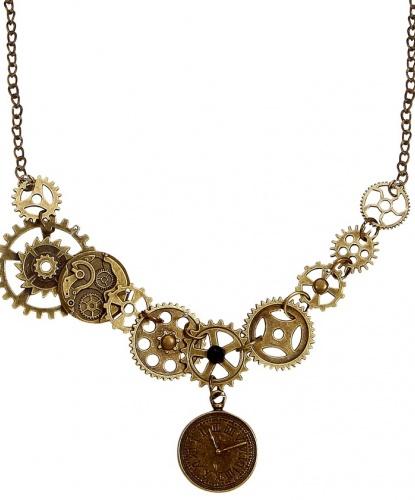 Ожерелье Steampunk (Италия)