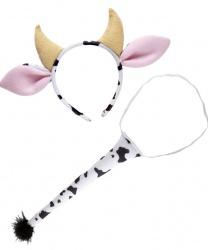 Уши и хвост коровы