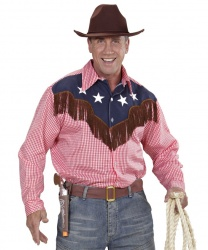Рубашка ковбоя родео