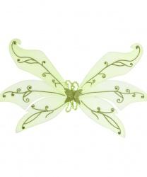 Зеленые крылья феи (106х72 см)